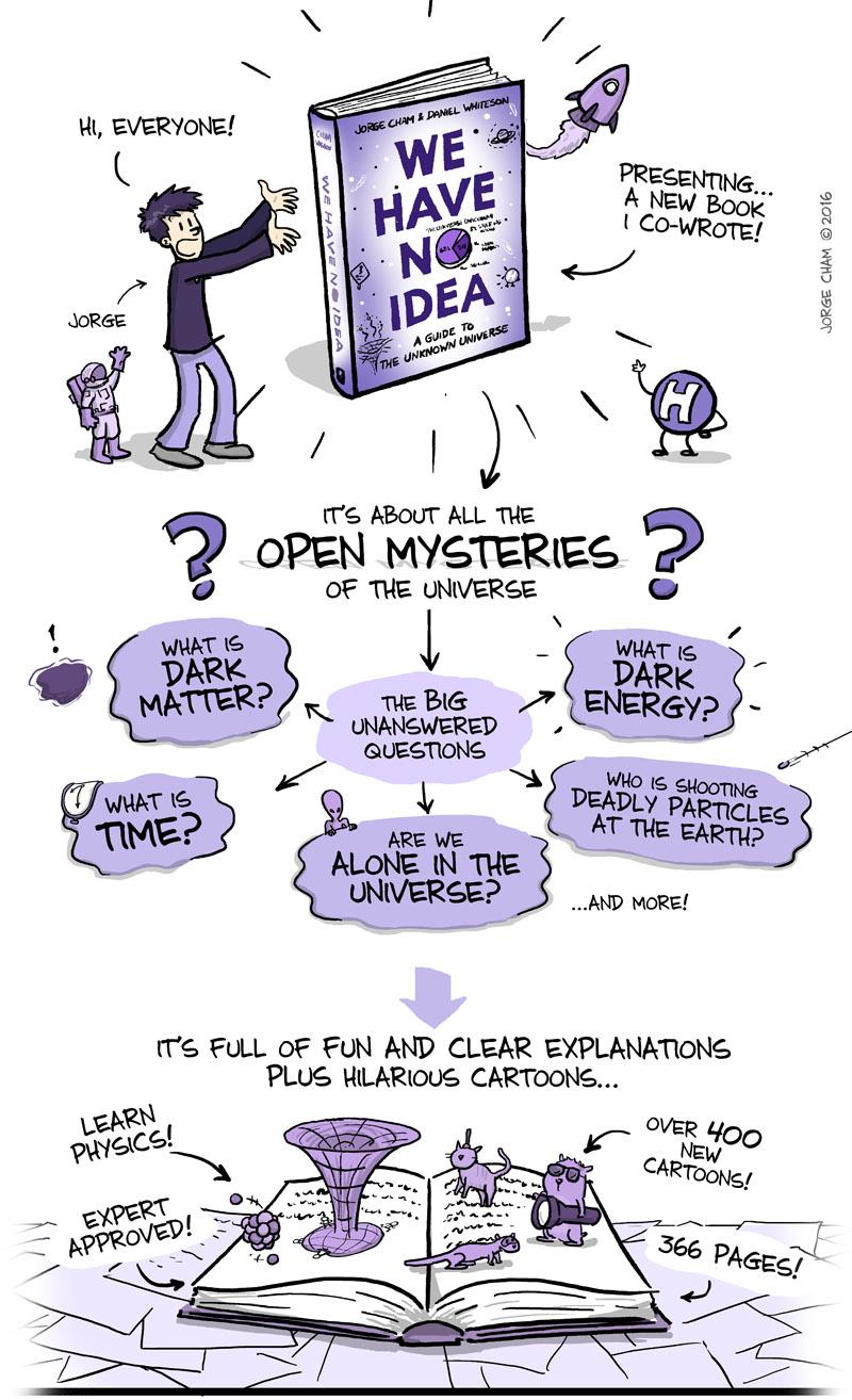 We Have No Idea - illustration